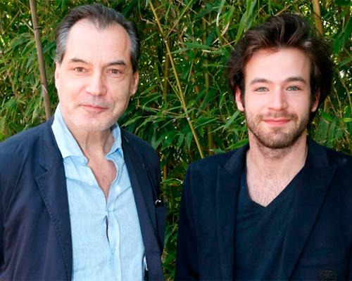 муж и сын сафоновой