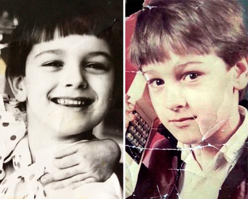 бондаренко в детстве