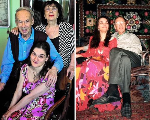 Семья баталова алексея фото марсе