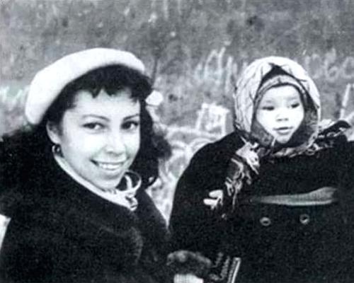 первый брак актера баталова