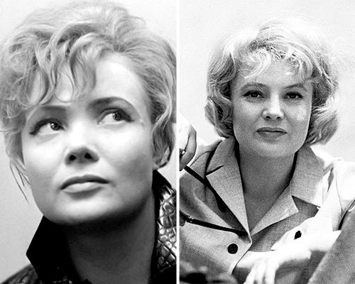 русская актриса доронина